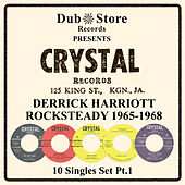 Derrick Harriott Rocksteady 1965 to 1968 - 10 Singles Set Pt. 1 by Various Artists