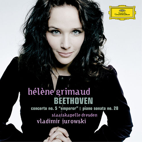 Beethoven: Piano Concerto No. 5; Piano Sonata No.28 in A, Op.101 by Helene Grimaud