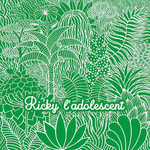 Ricky l'adolescent - EP by Sebastien Tellier