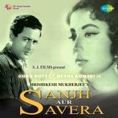 Sanjh Aur Savera (Original Motion Picture Soundtrack) by Various Artists