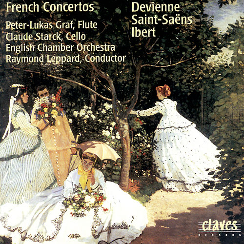 French Concertos: Devienne / Saint-Saëns / Ibert by Various Artists