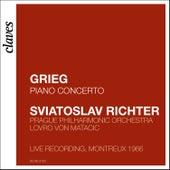 Sviatoslav Richter: Grieg by Sviatoslav Richter