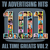 TV Advertising Hits - 101 All Time Greats Vol' 2 von Various Artists