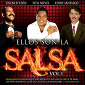Ellos Son La Salsa by Various Artists