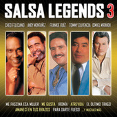 Salsa Legends 3 by Various Artists