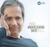 Bach, JS: English Suites Nos 1, 3 & 5 by Piotr Anderszewski