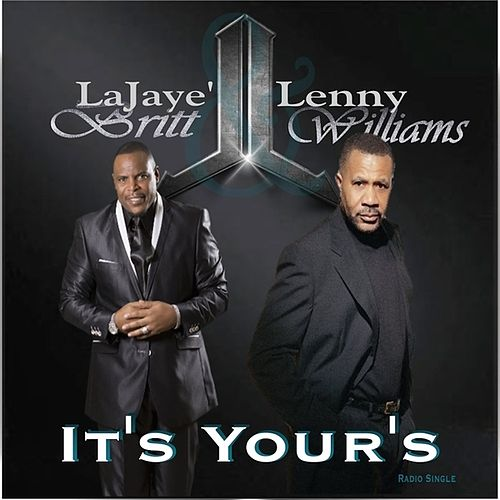 It's Yours - Single by Lenny Williams
