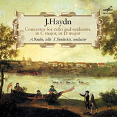 Haydn: Concertos for Cello and Orchestra by Alexander Rudin