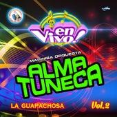 La Guapachosa Vol. 2: Música de Guatemala para los Latinos (En Vivo) by Marimba Orquesta Alma Tuneca