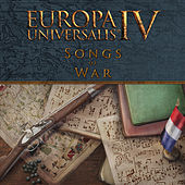 Europa Universalis IV: Songs of War by Paradox Interactive