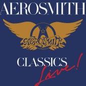 Classics Live! by Aerosmith