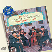Beethoven: The Late String Quartets by Quartetto Italiano