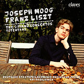 Franz Liszt: The Two Piano Concertos / Tottentanz by Joseph Moog