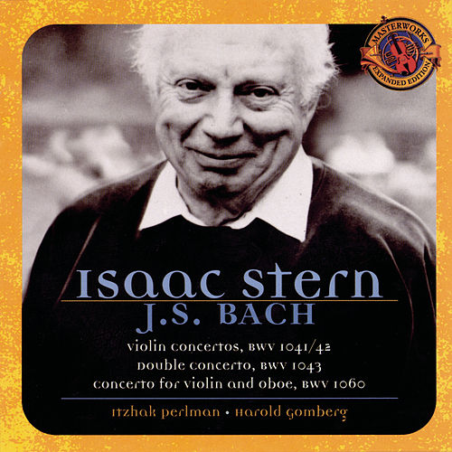 Bach: Violin Concertos, BWV 1041, 1042, 1043, 1060 [Expanded Edition] by Various Artists