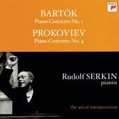 Bartok: Piano Concerto No. 1; Prokofiev: Piano Concerto No. 4