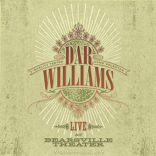 Live at Bearsville Theater by Dar Williams