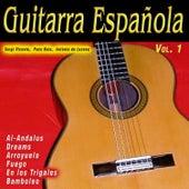 Guitarra Española Vol. 1 by Various Artists