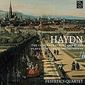 Haydn: The Complete String Quartets Played on Period Instruments by Festetics Quartet