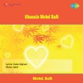 Ghazals Mohd Rafi by Mohd. Rafi