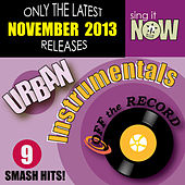 Nov 2013 Urban Hits Instrumentals by Off The Record Instrumentals BLOCKED
