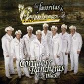 Las Favoritas De...Corridos, Rancheras y Más by Los Creadorez Del Pasito Duranguense