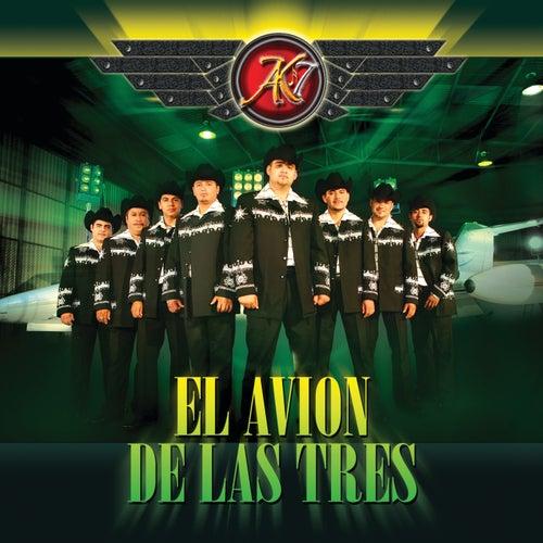 En El Avión De Las Tres by AK-7