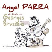 Georges Brassens by Angel Parra