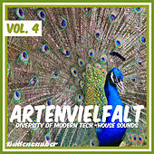 Artenvielfalt, Vol. 4 - Diversity of Modern Tech-House Sounds by Various Artists