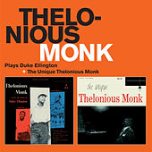 Thelonious Monk Trio Plays Duke Ellington + the Unique Thelonious Monk (feat. Oscar Pettiford) by Thelonious Monk