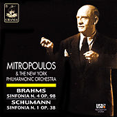 Mitropoulos & The New York Philharmonic Orchestra by Dimitri Mitropoulos
