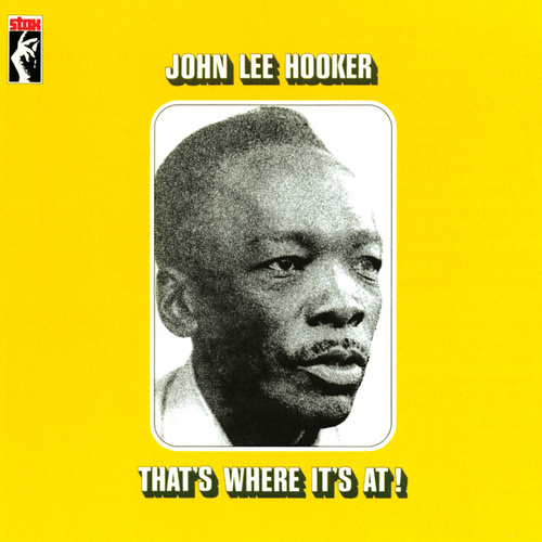 That's Where It's At by John Lee Hooker