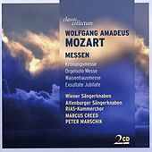 Mozart: Messen/Kronungsmesse/Orgelsolo Messe by Wofgang Amadeus Mozart