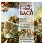 Bach, J.L.: Missa brevis/ Kantaten by Rheinische Kantorei