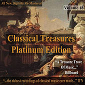 Classical Treasures: Platinum Edition, Vol. 18 (Remastered) by Various Artists