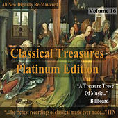 Classical Treasures: Platinum Edition, Vol. 16 (Remastered) by Various Artists