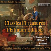 Classical Treasures: Platinum Edition, Vol. 21 (Remastered) by Various Artists