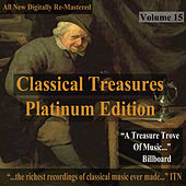 Classical Treasures: Platinum Edition, Vol. 15 (Remastered) by Various Artists