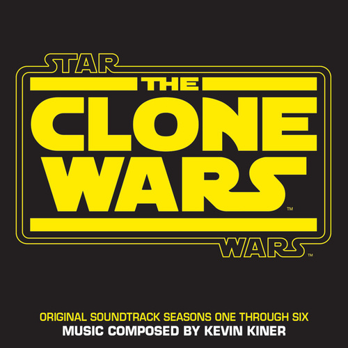 Star Wars: The Clone Wars by Kevin Kiner
