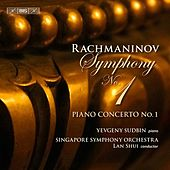 Rachmaninov: Symphony No. 1 & Piano Concerto No. 1 by Various Artists