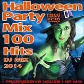 Halloween Party Progressive House Acid Trance Mix 100 Hits DJ Mix 2014 + 1 Hr Mix by Various Artists
