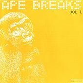 Ape Breaks Vol. 1 by Shawn Lee's Ping Pong Orchestra