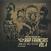 Spéciale dédicace au rap Français, Vol. 4 (Best of 2011) [Banlieue sale édition] by Various Artists