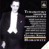 Tchaikovsky: Piano Concerto No. 1 by Vladimir Horowitz