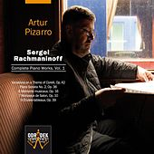Rachmaninoff - Complete Piano Works, Vol. 1 by Artur Pizarro