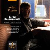 Rachmaninoff - Complete Piano Works, Vol. 1 by Artur Pizarro