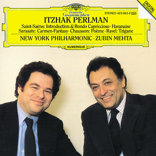 Fantasy Concerto On The Opera 'Carmen' Opus 25 by Itzhak Perlman