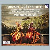 Mozart: Cosi Fan Tutte K588 by Various Artists