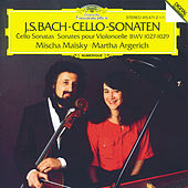 Bach, J.S.: Cello Sonatas BWV 1027-1029 by Mischa Maisky