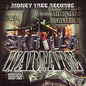 Skrilla Warfare by Various Artists