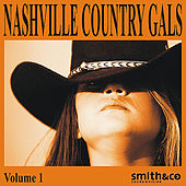 Nashville Country Gals, Volume 1 by Various Artists
